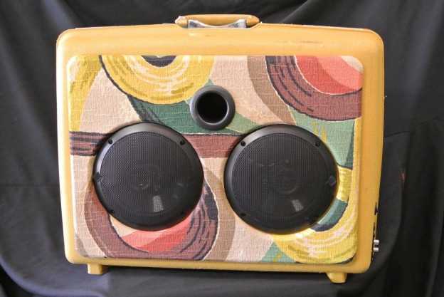 Yellow Submarine Sonic Suitcase Speaker