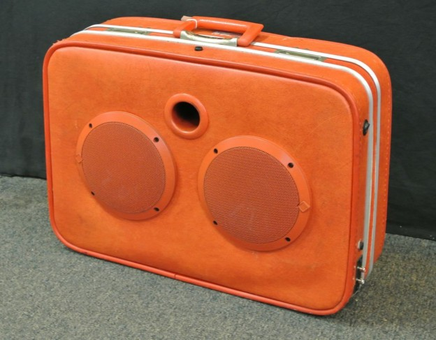 Orange Goblin Sonic Suitcase Speaker