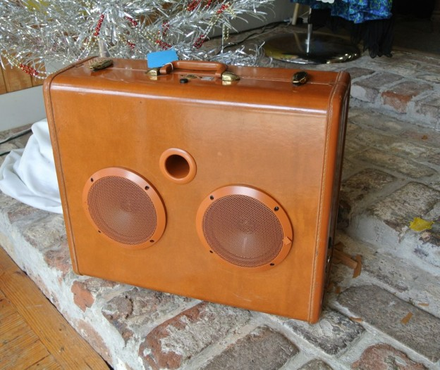 butterscotch brother sonic suitcase speaker