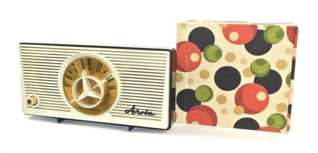 arvin retro radio conversion
